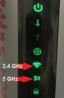 Wireless is not broadcasting / Wireless not working