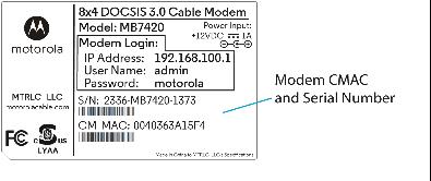 serial number mac